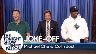 Download Joke-Off with Michael Che and Colin Jost Video