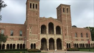 Download University of California Los Angeles (UCLA) Campus Tour Video