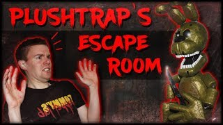 Download PLUSHTRAP'S NIGHTMARE ESCAPE ROOM! (Halloween Special) Video