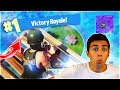 Download OMG MY FIRST SOLO WIN!! Fortnite: Battle Royale Video