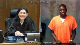 Download Judge Recognizes Another Defendant in Her Courtroom, This Time From Cruise Vacat Video