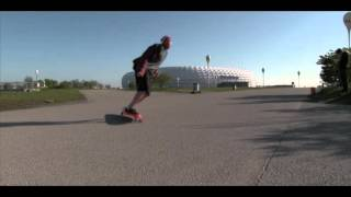 Download Longboarding Allianz Arena Munich Video