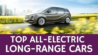 Download 12 Best Electric Cars with the Longest Driving Range Video