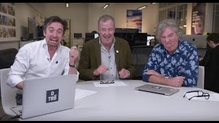 Download Jeremy Clarkson, Richard Hammond and James May launch DRIVETRIBE, live! Video
