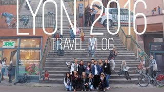 Download TRAVEL VLOG : LYON (FRANCE) 2016 Video