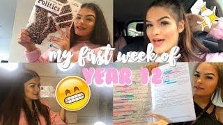 Download FIRST WEEK OF YEAR 12 VLOG (COLLEGE VLOG)♡ Video