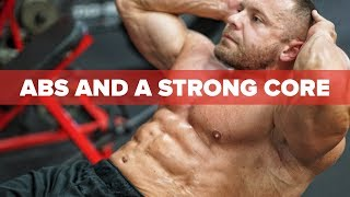 Download Top 3 Exercises for Six Pack Abs and a Strong Core Video