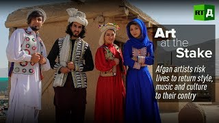 Download Art at the Stake. Afghan artists risk lives to return style, music, and culture to their country Video