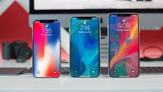 Download The 2019 iPhone X Models! Video