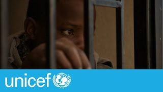 Download Life in a detention centre in Libya: Jon's story | UNICEF Video