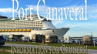 Download Cruise Port Canaveral - Essential Information for Cruisers: VIDEO 1 (Layout & Aerial Tour) Video