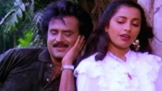 Tiger Shiva Movie Songs   Aha Neelo Nalo Song   Rajinikanth