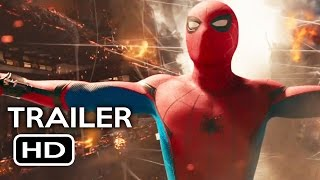 Download Spider-Man: Homecoming Trailer #2 (2017) Tom Holland Movie HD Video