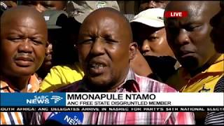 Download Disgruntled ANC members in the Free State feel vindicated Video