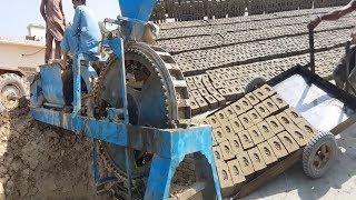 Download Brick Machine Production Line Video