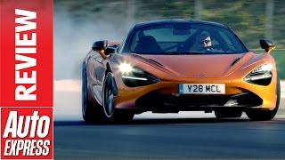 Download McLaren 720S review - 710bhp supercar is quicker than the P1 Video