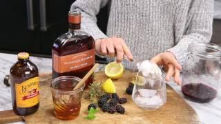Download Blackberry Bourbon Smash Video