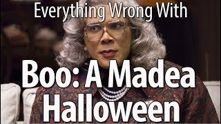 Download Everything Wrong With Boo: A Madea Halloween Video
