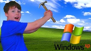 Download Breaking Windows XP! Video