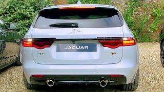 Download Jaguar XF Sportbrake (2018) Features, Interior, Design [YOUCAR] Video