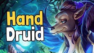 Download Hand Druid by Kibler - Deck Spotlight - Hearthstone Video