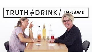 Download In-Laws Play Truth or Drink | Truth or Drink | Cut Video