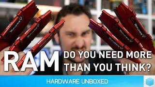 Download How much RAM do gamers need? 4GB vs. 8GB vs. 16GB vs. 32GB Video