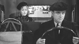 Download Priscilla Lane & James Cagney - The Roaring Twenties Taxi Scene Video
