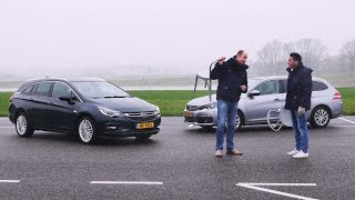 Download ANWB Dubbeltest Opel Astra Sports Tourer vs. Peugeot 308 SW 2017 Video