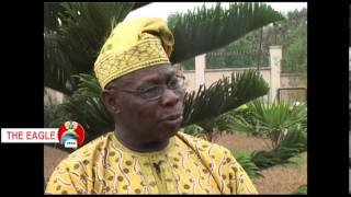 Download EFCC Interviews Former President Olusegun Obasanjo Video