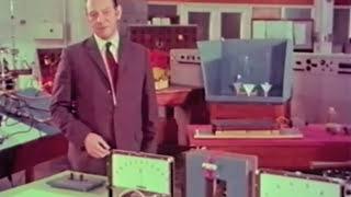 Download Professor Eric Laithwaite: The Circle of Magnetism - 1968 Video