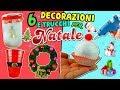 Download 6 TRUCCHI e DECORAZIONI PER NATALE CHE DEVI CONOSCERE!(CHRISTMAS LIFE HACKS DIY!) Iolanda Sweets Video