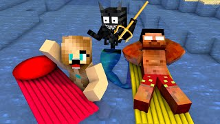 Download Monster School : Swimming Challenge - Funny Minecraft Animation Video