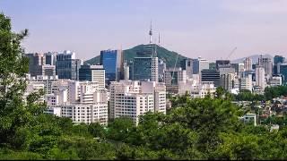 Download Seoul City South Korea 2018 Video
