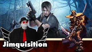 Download The Funny Brilliance Of Resident Evil 4 (The Jimquisition) Video