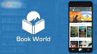 Download Book World App(Video Tutorial)- An app built with Ionic Framework + AngularJS. Video