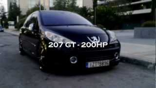 Download Peugeot 207 GTuning Video