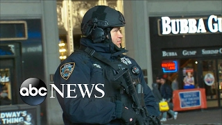 Download US cities increase security after deadly London attack Video