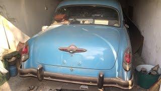 Download Удача: нашли 21-ю ″Волгу″ ГАЗ 1961 года с пробегом 37406 км, поездка в Донецкую область Video