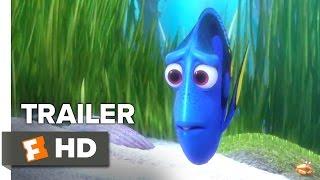 Download Finding Dory Official Trailer #2 (2016) - Ellen DeGeneres, Albert Brooks Movie HD Video
