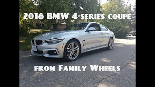 Download 2018 BMW 4-series coupe review from Family Wheels Video