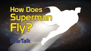 Download Neil deGrasse Tyson: How Does Superman Fly? Video