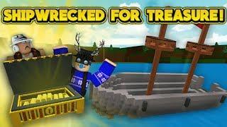 Download SHIPWRECKED! (ROBLOX Build A Boat For Treasure) Video
