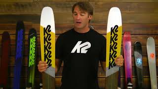 Download K2 Marksmen Skis- Men's 2018 Review Video