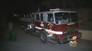 Download Homeowners And Crews Try To Get Ahead Of Thomas Fire In Santa Barbara Video