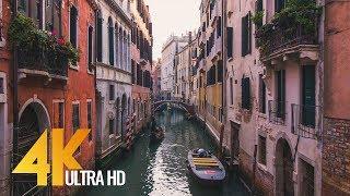 Download 4K Documentary Film - Venice Walking Tour - 1 HR Video