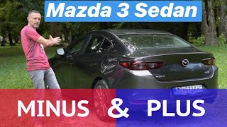 Download Minus i Plus - Mazda 3 Sedan 2019 - testirao Juraj Šebalj Video