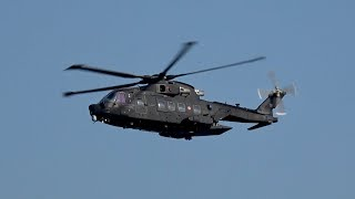 Download AgustaWestland HH-101A Caesar Italian Air Force flying Display at Jesolo Air Show 2017 Video