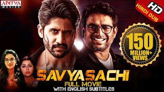 Download Savyasachi 2019 New Released Full Hindi Dubbed Movie | Naga Chaitanya | Madhavan | Nidhhi Agerwal Video