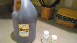 Download How to make simple mead (honey wine) Video